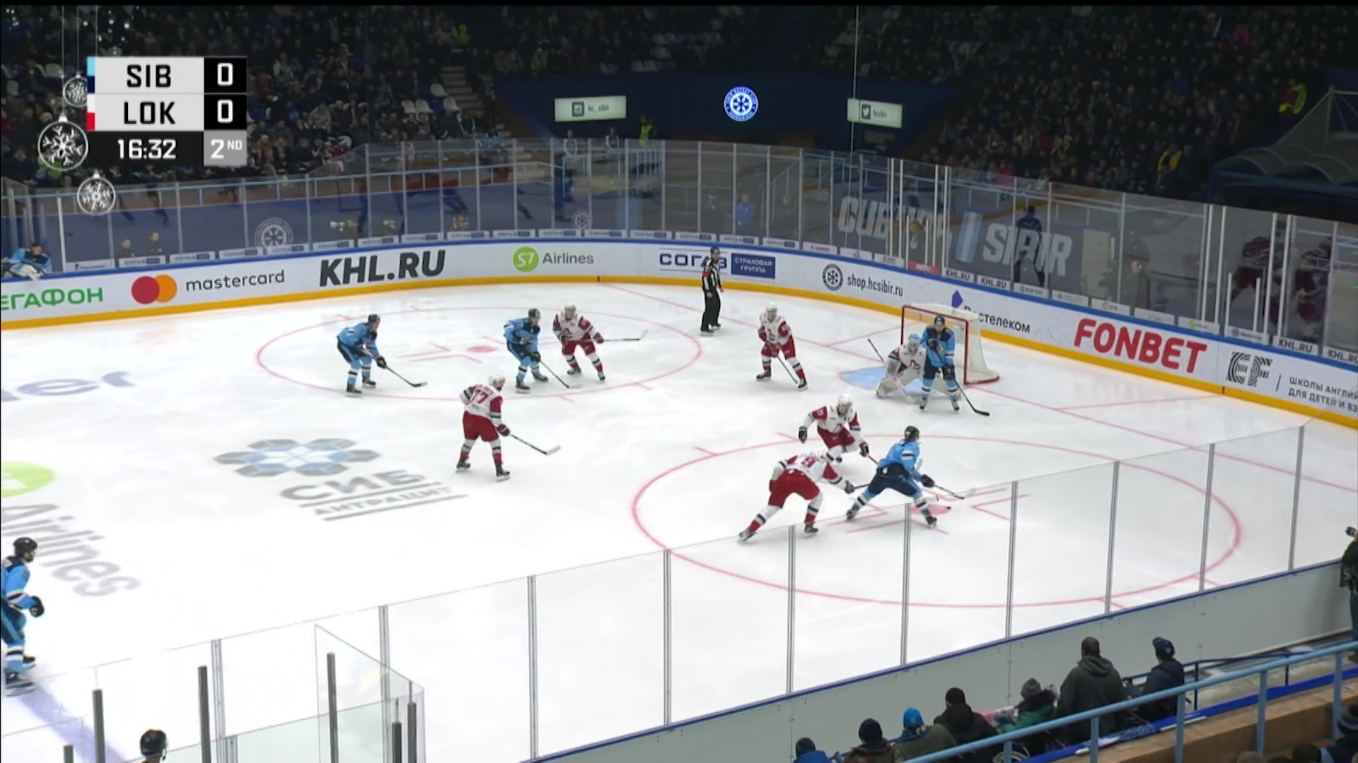 «Локомотив» потерпел первое поражение в 2020 году