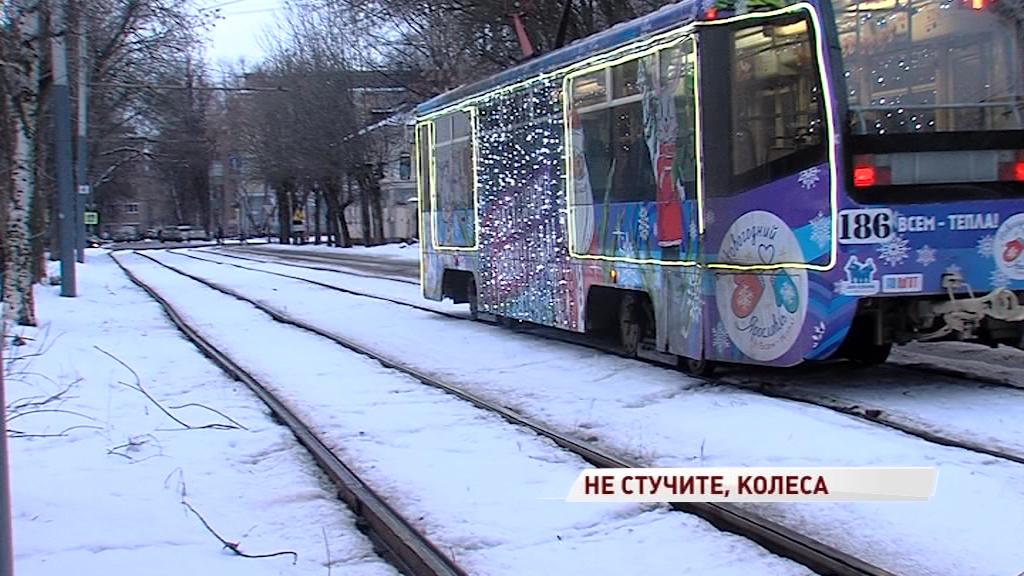 Ярославец добивается ремонта трамвайных путей, чтобы транспорт не мешал ему спать