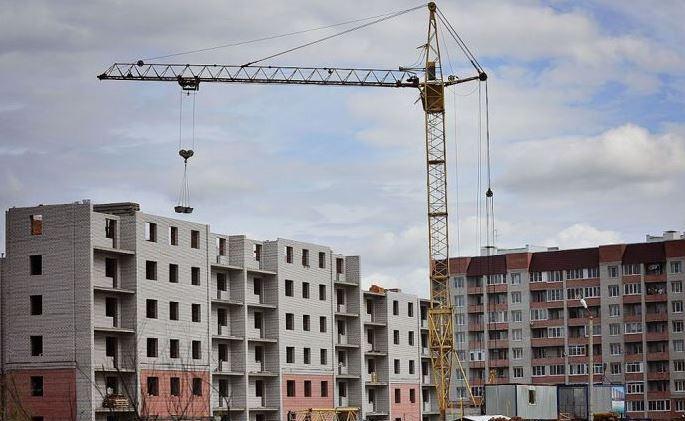 Дмитрий Миронов: «В эксплуатацию введено 777 тысяч квадратных метров жилья в 2019 году»