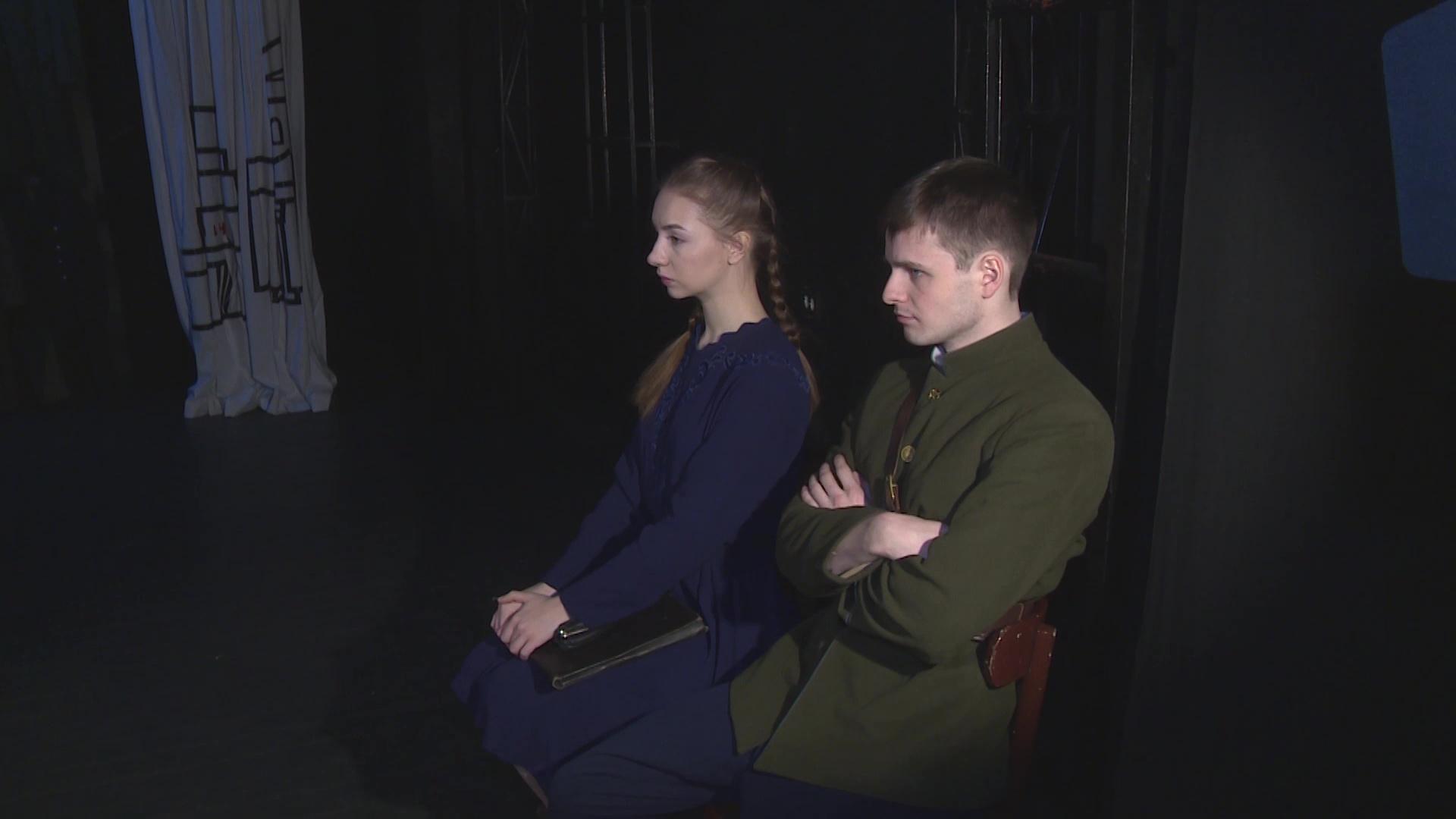 В Ярославском государственном театральном институте готовится новый спектакль
