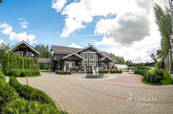 Дом в Ярославской области попал в топ самых дорогих в ЦФО
