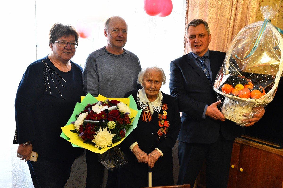 Жительница Ярославля отпраздновала вековой юбилей