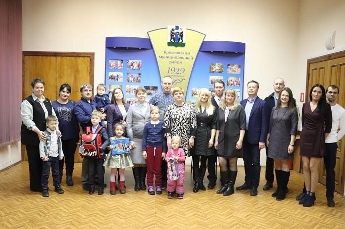 В прошлом году граждане льготных категорий получили более 1230 участков в Ярославской области