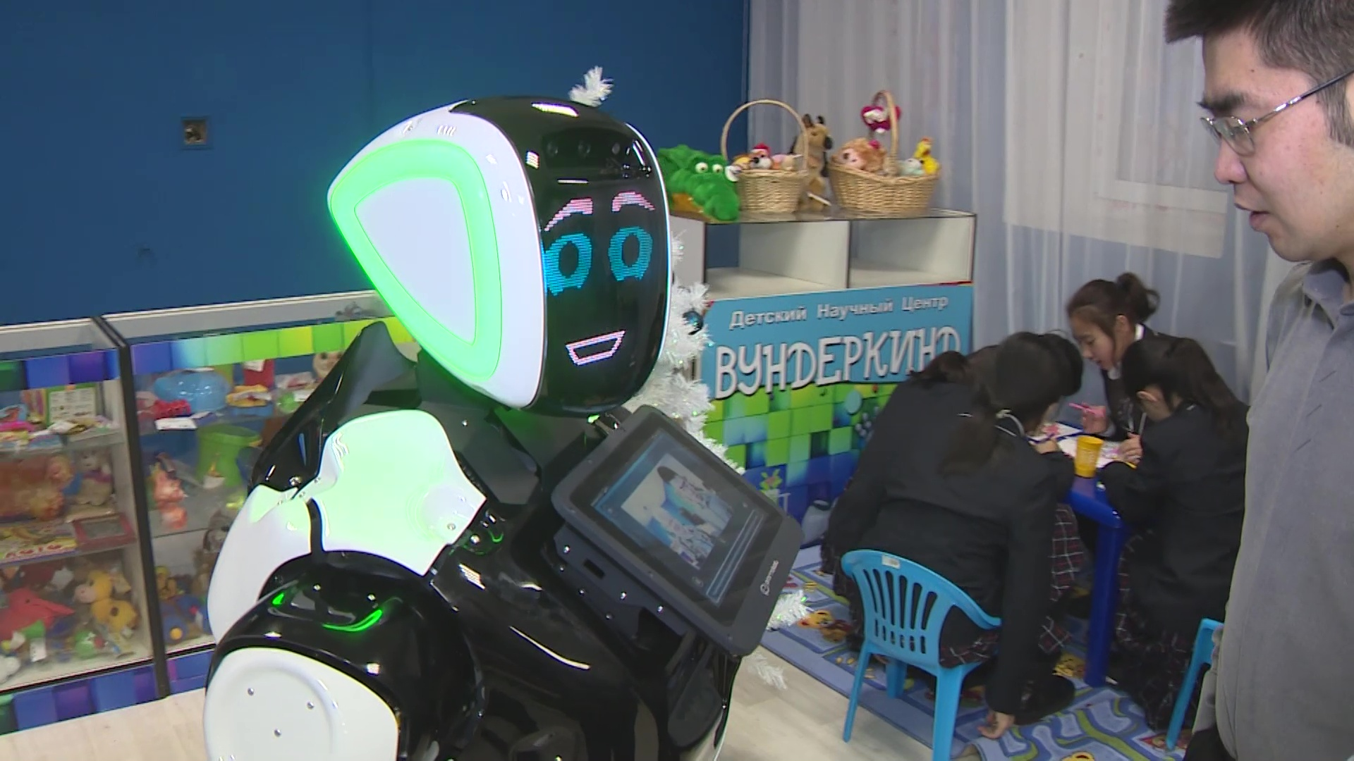 Роботу ярославского вундеркинда придумали имя