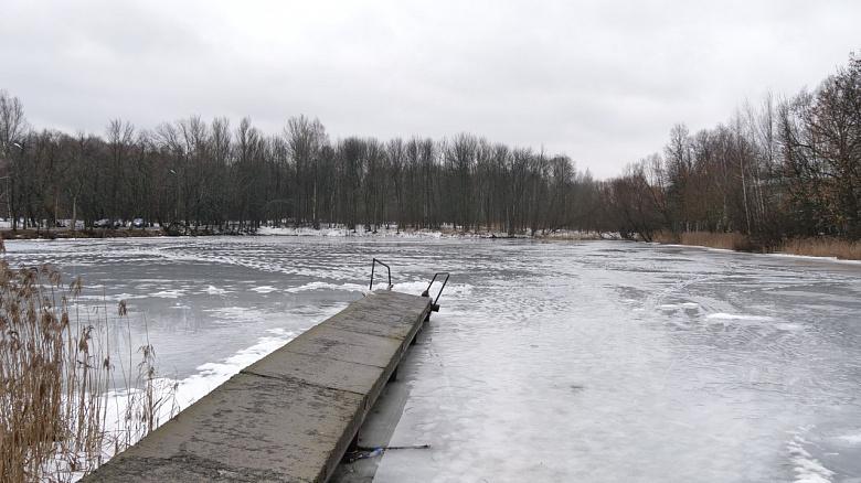 На Петропавловских прудах решили отказаться от купели на Крещение