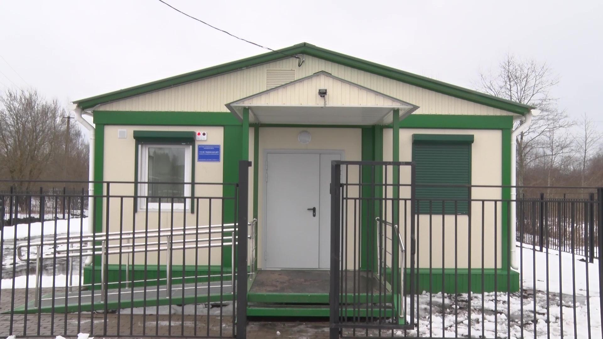 В селе Покров открыли новый фельдшерско-акушерский пункт