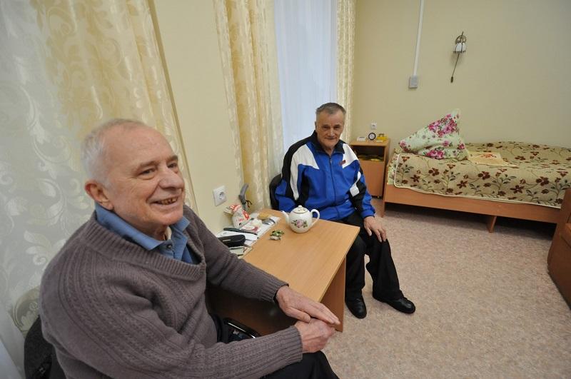 В Ярославле начнет работу гериатрический центр для пожилых жителей региона