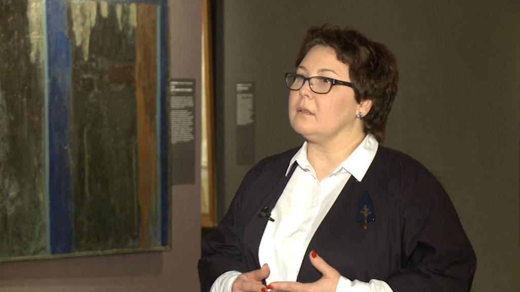 Программа «В тему». Алла Хатюхина: С какими проектами в ушедшем году «выстрелил» ярославский художественный музей?