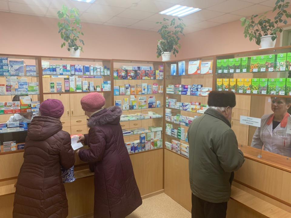 На левом берегу Тутаева открылась государственная аптека