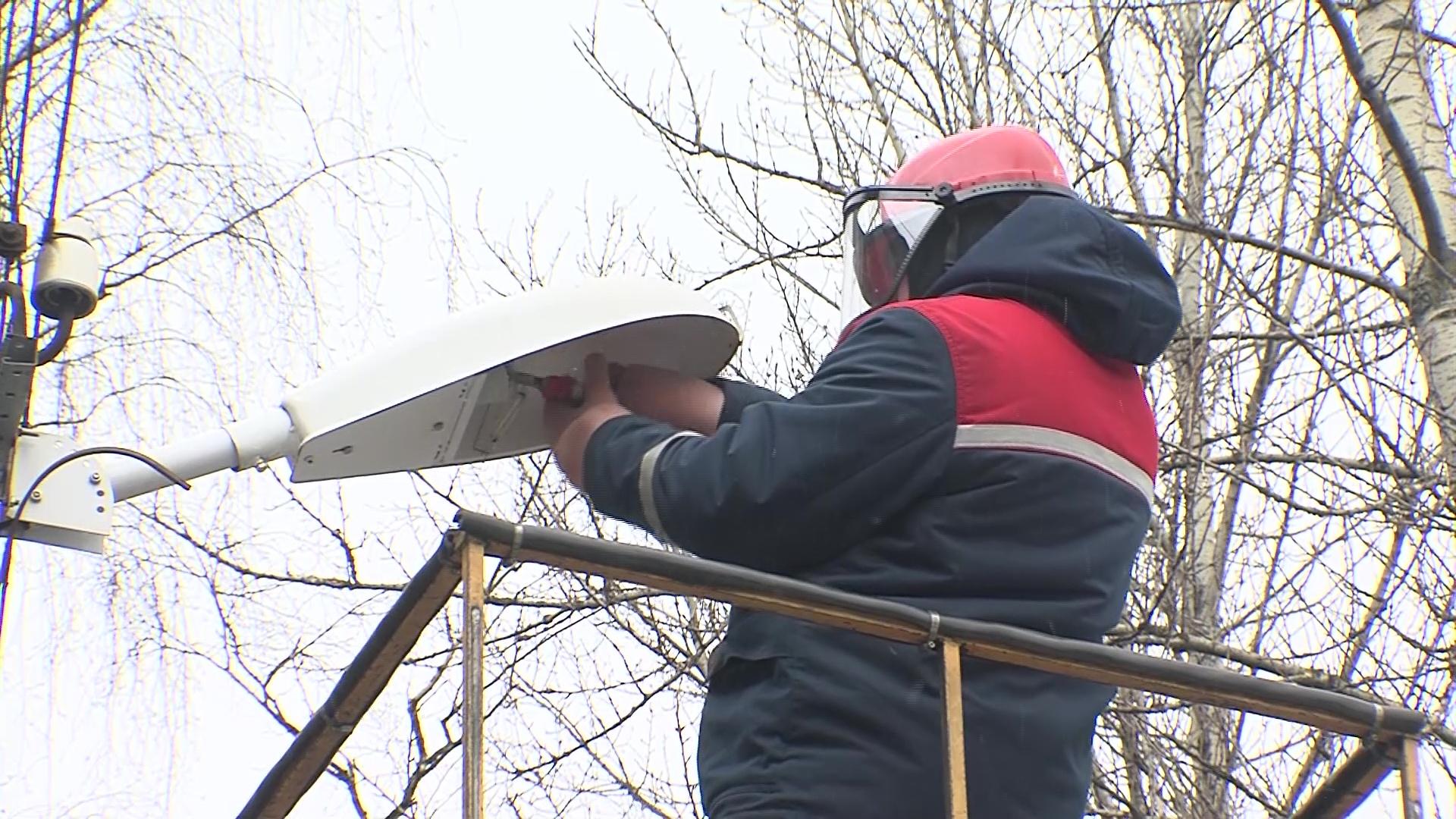 Город во тьме: ярославцы боятся вечером возвращаться домой из-за неработающих фонарей