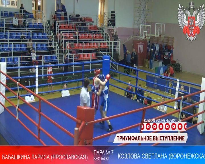 Ярославские боксерши привезли с чемпионата и первенства ЦФО шесть медалей
