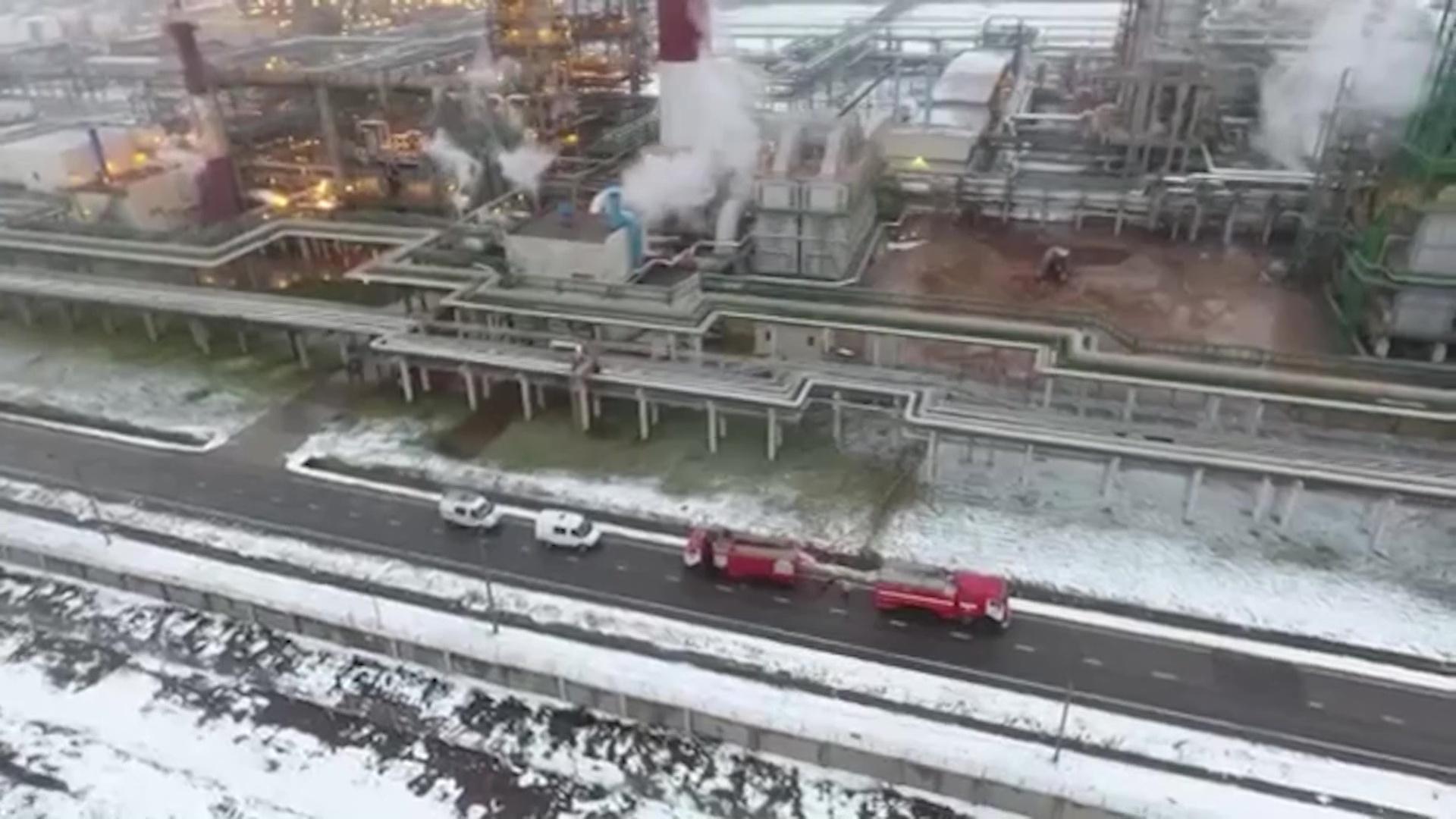 Суд поставил точку в деле о пожаре на ярославском НПЗ