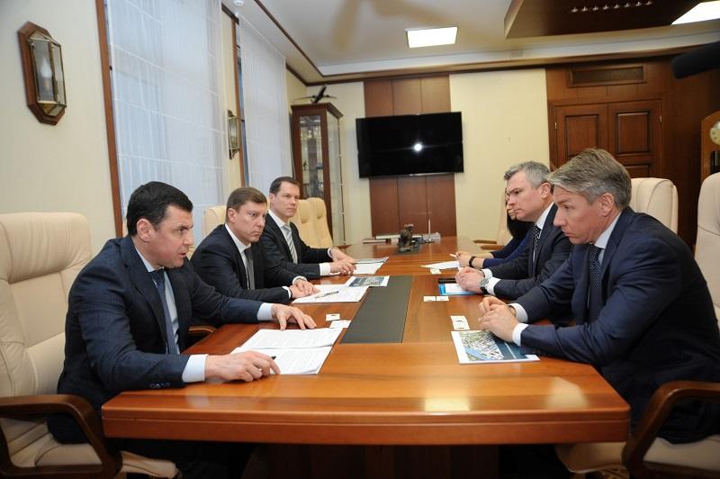 Дмитрий Миронов сообщил о проекте туристско-рекреационного комплекса в прибрежной зоне Плещеева озера
