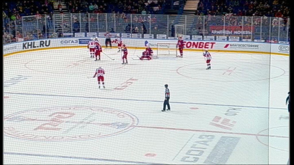 «Локомотив» проиграл ЦСКА на родном льду