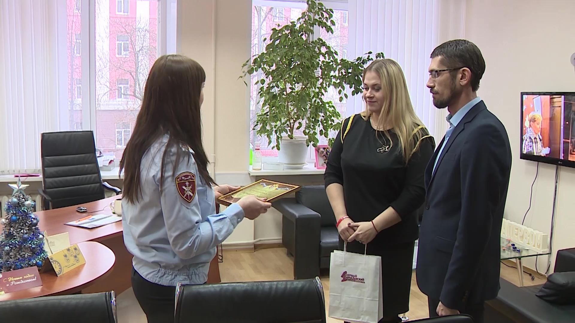 Росгвардия наградила «Первый Ярославский» за работу