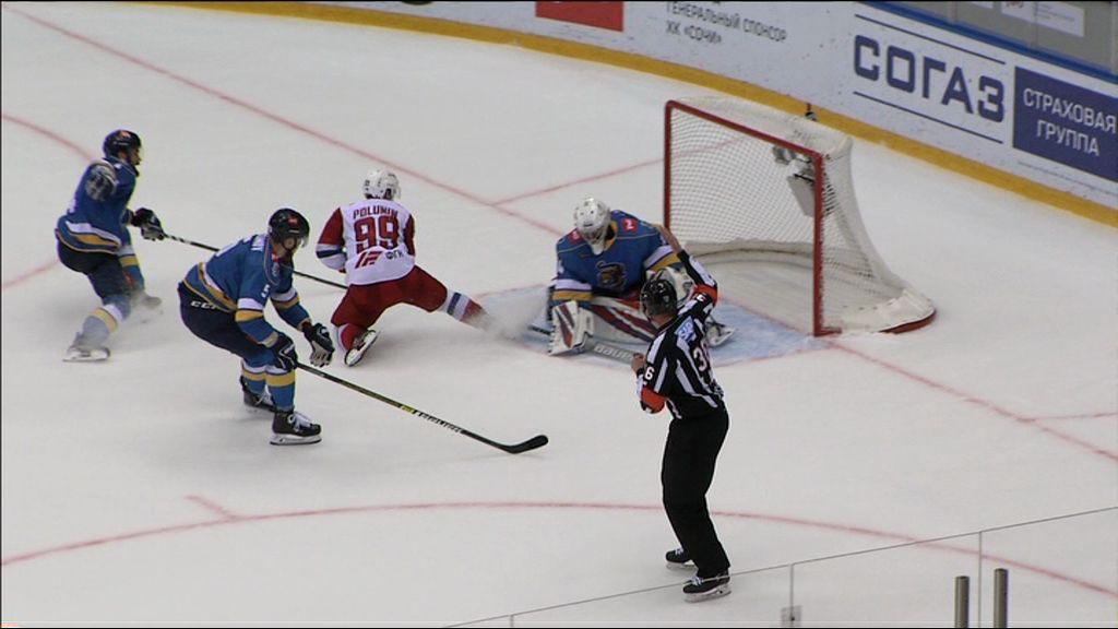 «Локомотив» в четвертый раз в сезоне обыграл «Сочи»
