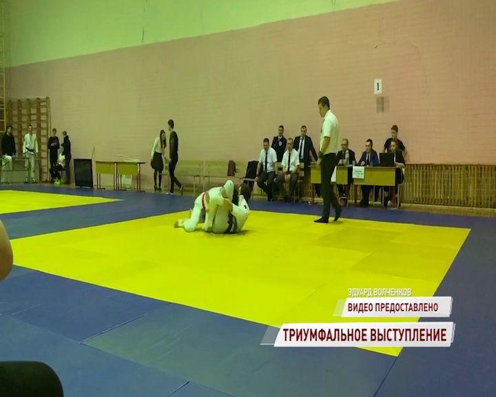 Сборная Ярославской области привезла 11 медалей с первенства России по джиу-джитсу