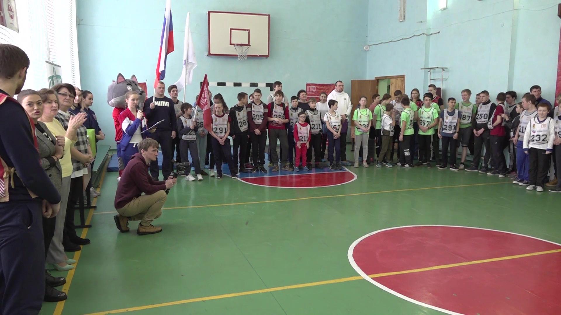 Нормативы вместо уроков: в Ярославле стартовал фестиваль «Спорт без ограничений»