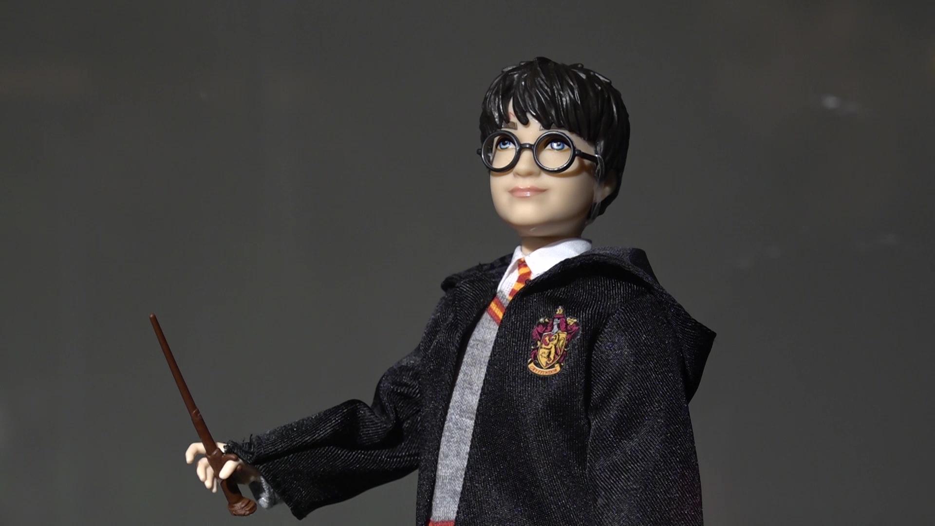 В музее зарубежного искусства открылась выставка, посвященная Гарри Поттеру