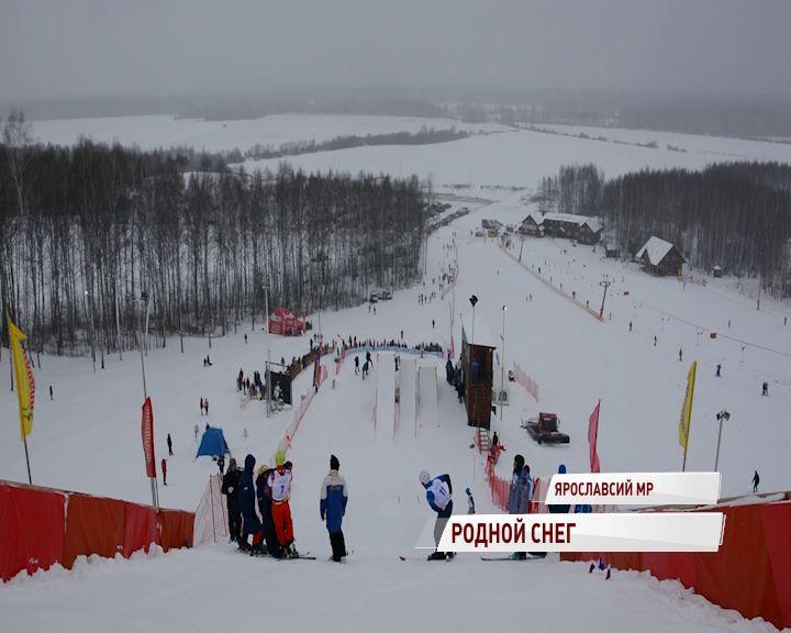 Ярославцы взяли все медали в личных соревнованиях на этапе Кубка Европы по фристайлу