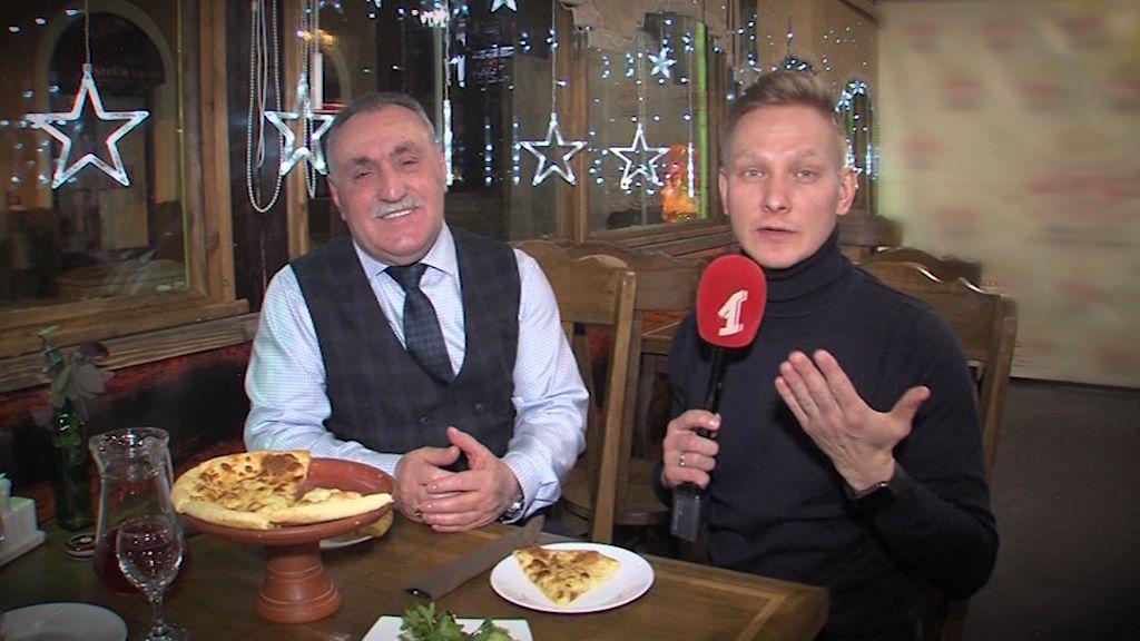 Утреннее шоу «Овсянка» от 03.02.20: Отмечаем день рождения одного из грузинских ресторанов