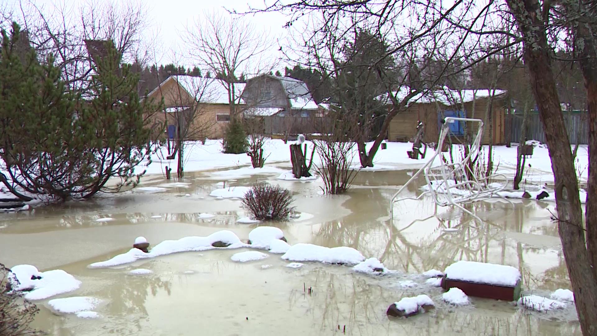 Февральский потоп: МЧС держит на контроле ситуацию с подъемом уровня воды в Ярославском районе