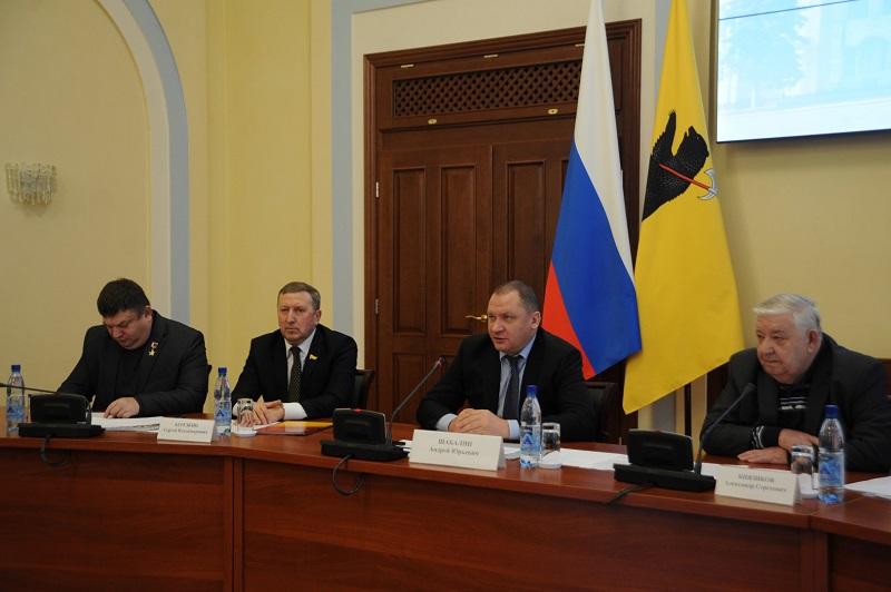 В правительстве Ярославской области обсудили подготовку к празднованию юбилея Победы