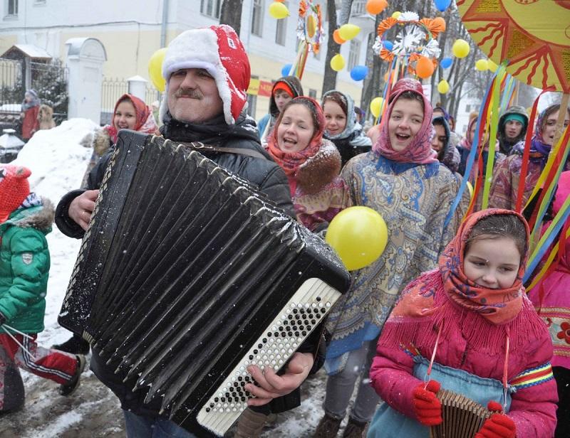 В Ярославской области во всех городах пройдет фестиваль «Яркая Масленица»