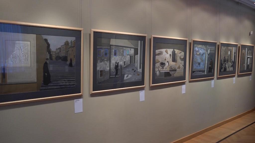 В Ярославском художественном музее открылась выставка «Афон. Святая гора»