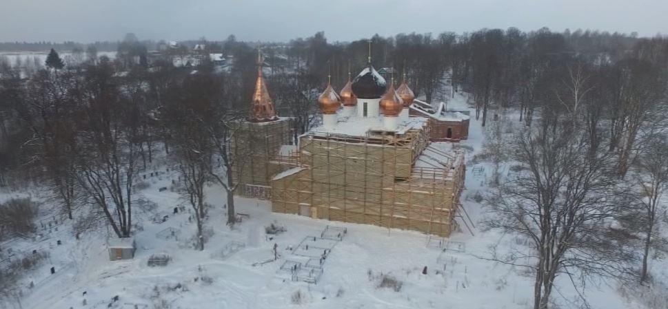 Реконструкцию храма на родине Федора Ушакова планируют завершить за счет федеральных средств