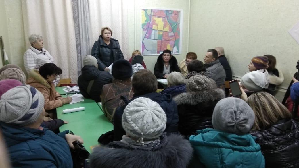 С жителями Рыбинска обсудили работу Волочаевской подстанции скорой помощи