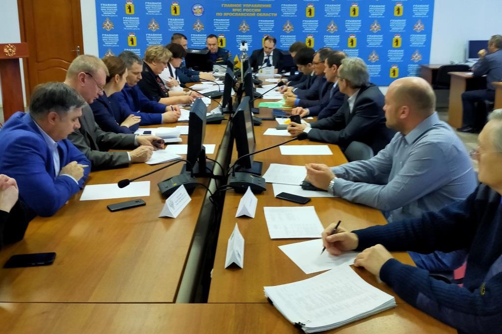 В Ярославской области стабилизировалась паводковая ситуация