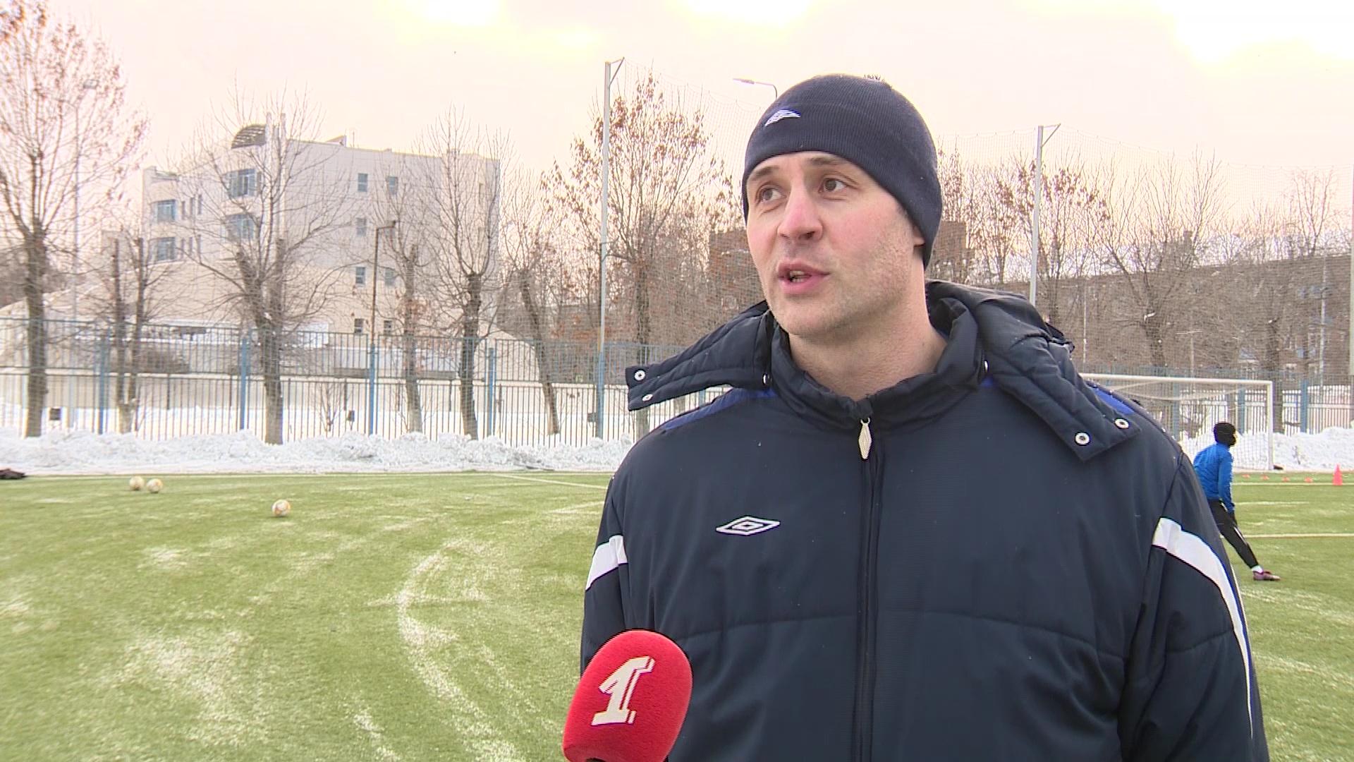 Один из героев «Шинника» нулевых вернулся в клуб в качестве тренера