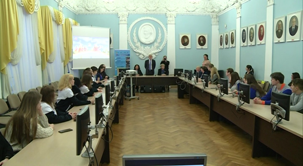 В Ярославле прошла встреча с будущими вожатыми «Артека Ярославии»