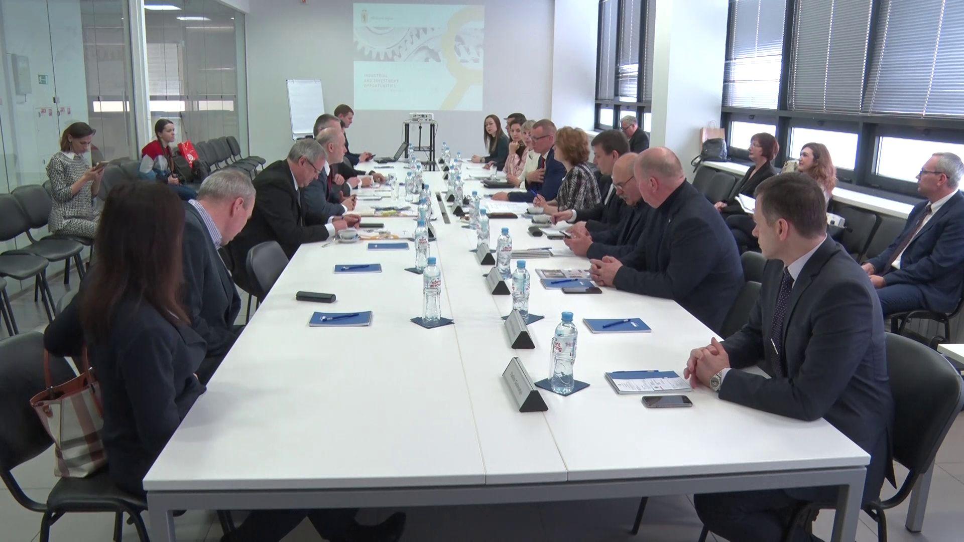 Дмитрий Миронов встретится с Чрезвычайным и Полномочным Послом Чехии в России