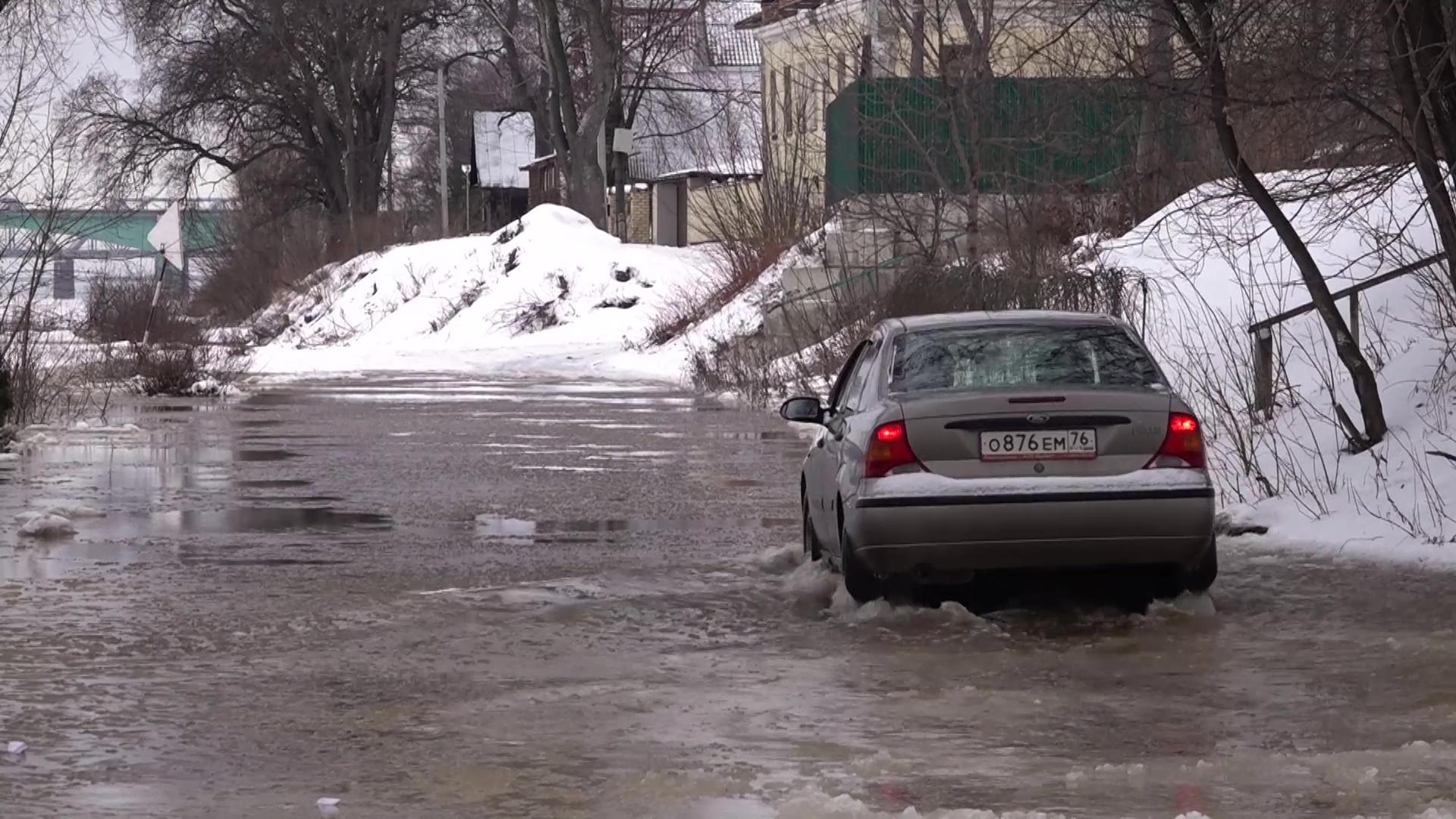 Областная прокуратура проверит подтопления в Ярославле