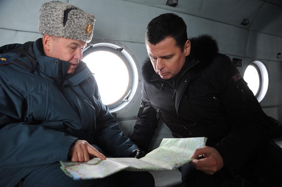 Дмитрий Миронов сообщил о круглосуточном дежурстве во время паводка