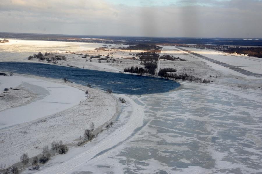 Дмитрий Миронов: «Уровень воды в Волге начинает снижаться»