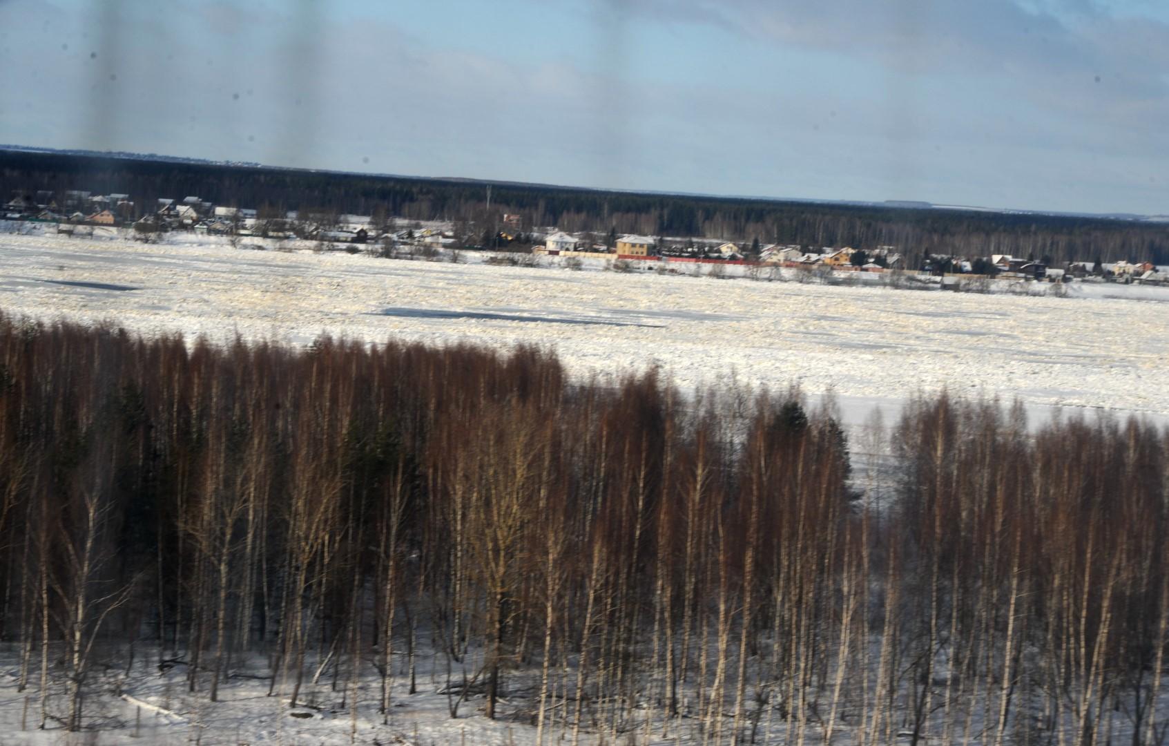 Уровень Волги в районе Ярославля понизился на 74 сантиметра