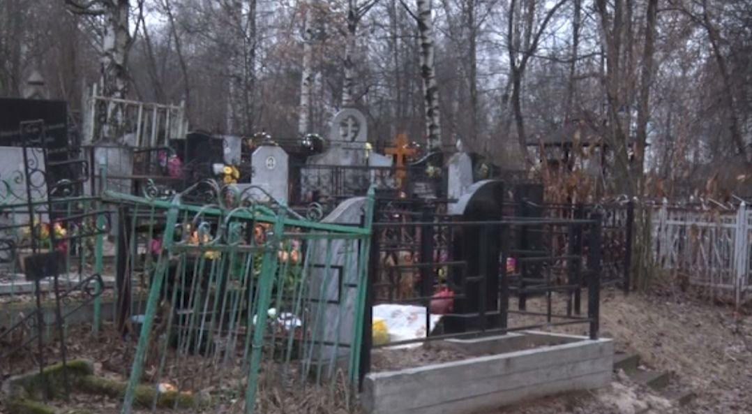 Епархия передает свой участок Леонтьевского кладбища мэрии