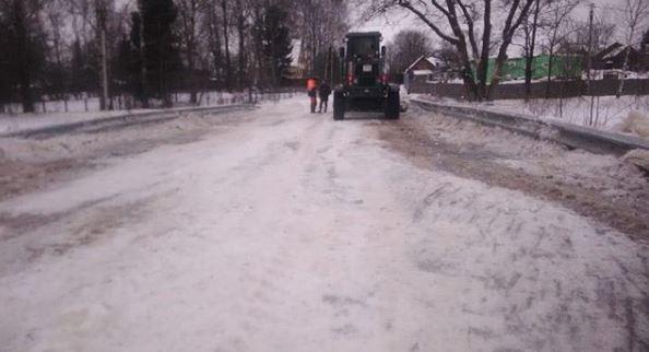 На дороге Ярославль – Тутаев – Устье возобновили движение