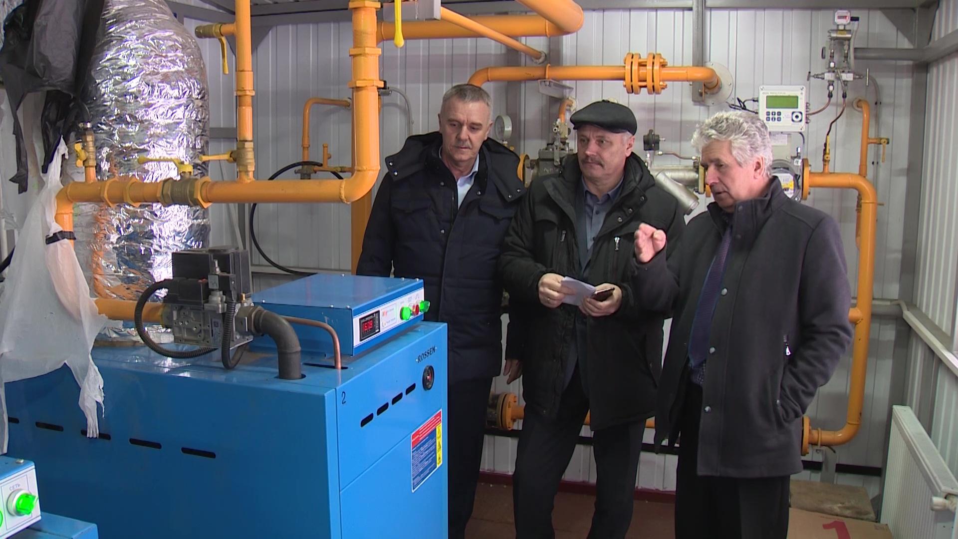 Теплая школа теперь норма: деревни и села Ярославской области переходят на голубое топливо