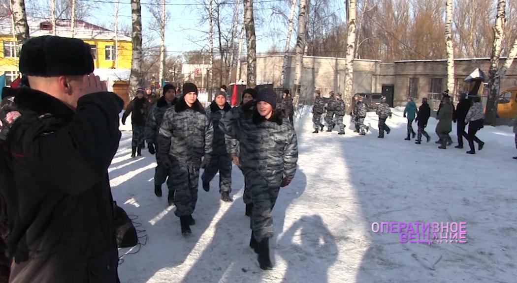 В Ярославле в восьмой раз открылся лагерь «Снежный десант»