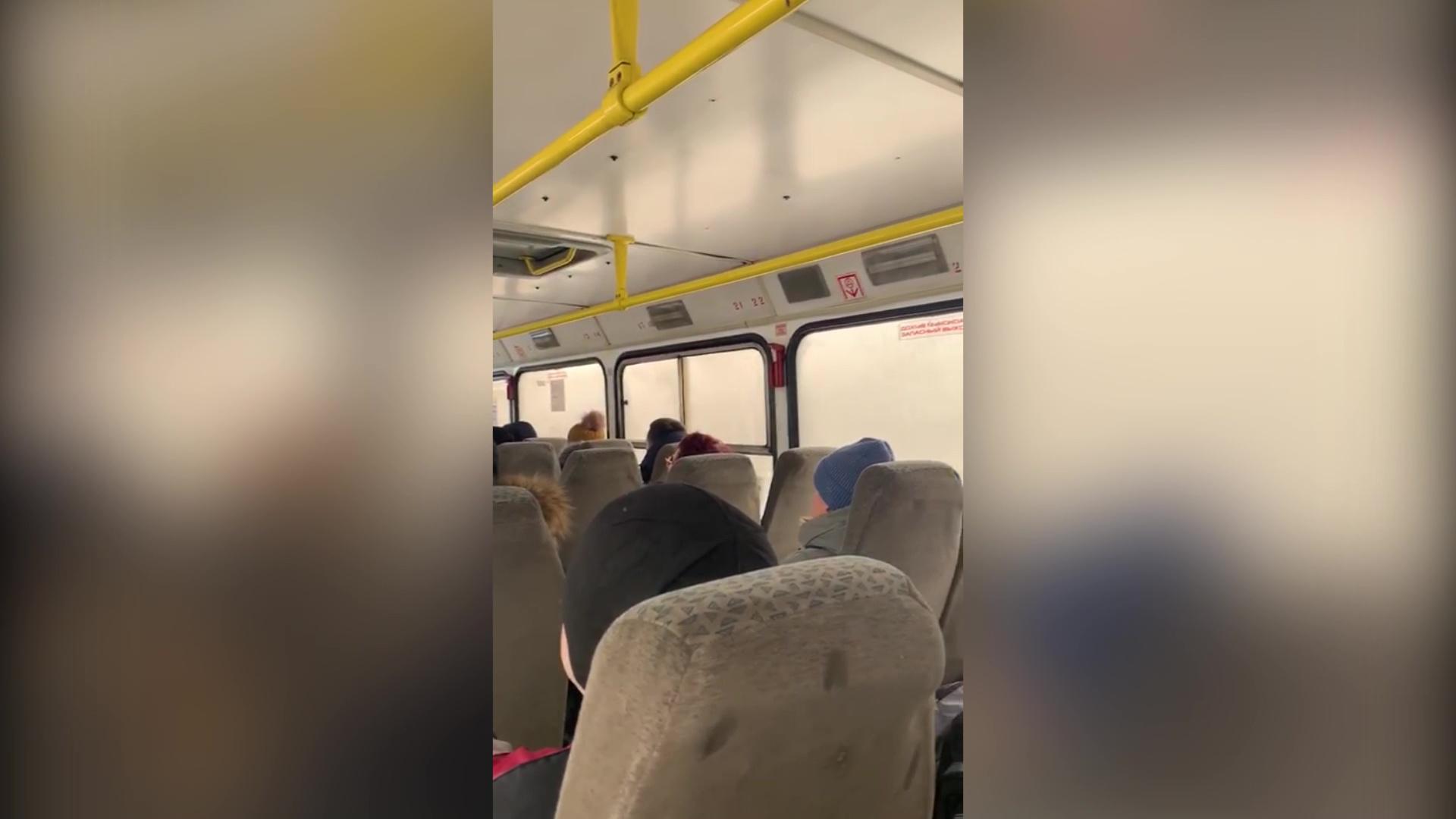 Общественники и представители департамента транспорта лично оценили работу междугородних автобусов