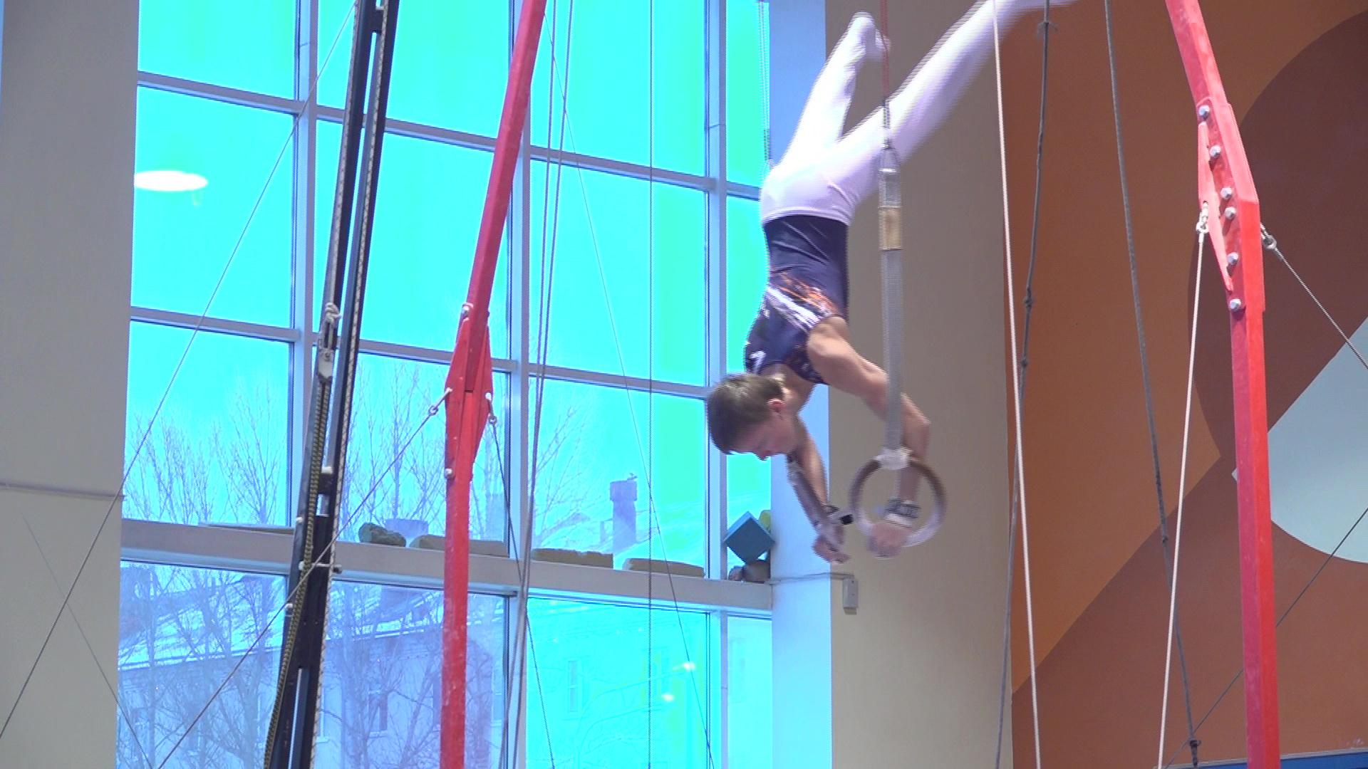 В Ярославле 150 гимнастов борются за выход на чемпионат и первенство ЦФО