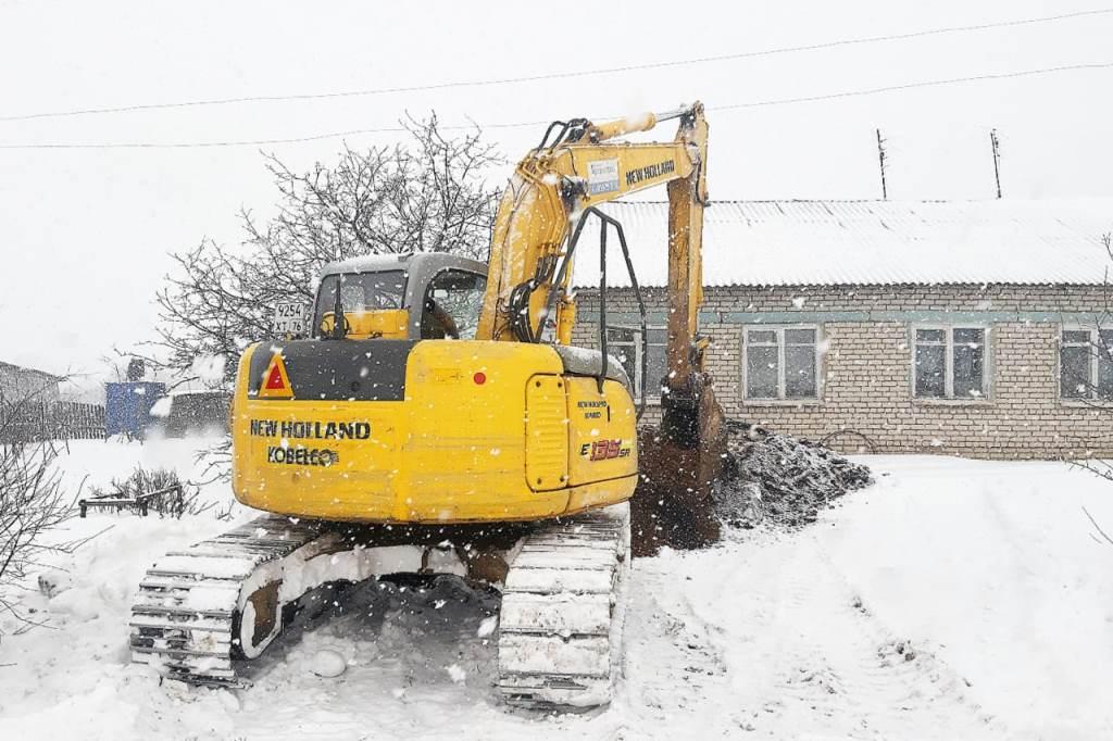 По поручению Дмитрий Миронова в селе Шельшедом Большесельского района появится газ