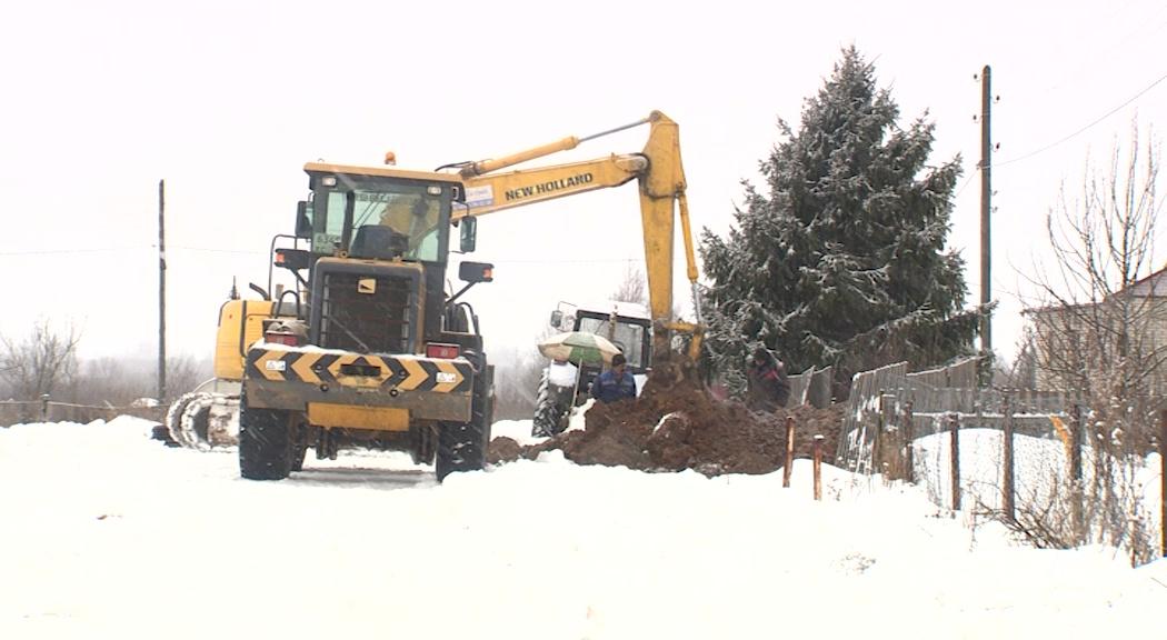 С углем и дровами покончено: в Большесельский район пришел газ