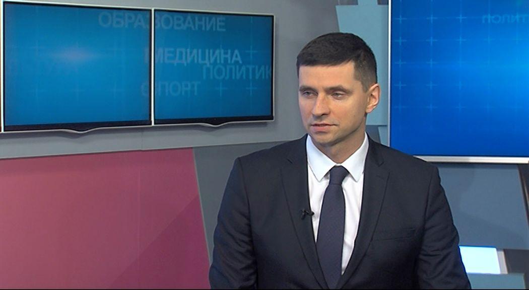 «В тему» Дмитрий Глушков: о мерах государственной поддержки ярославских предпринимателей
