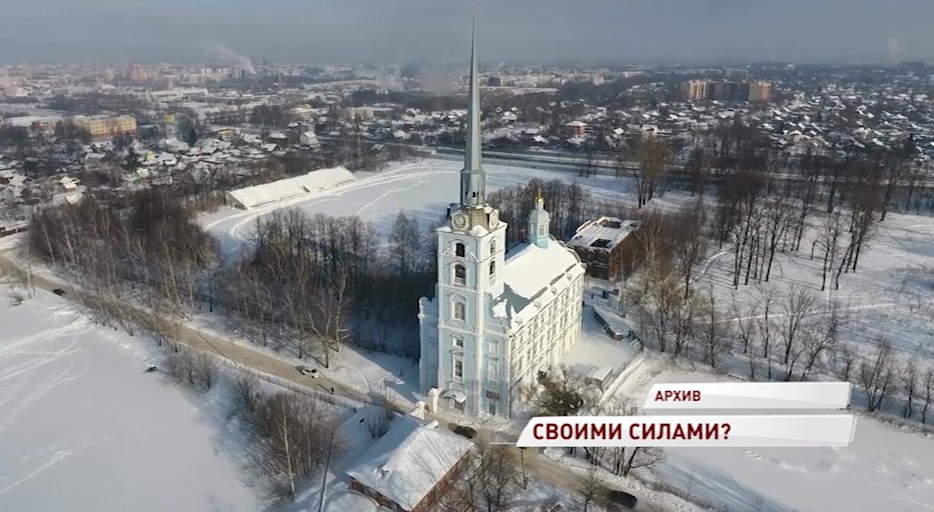 Меценатов, желающих восстановить Петропавловский парк, пока не нашлось