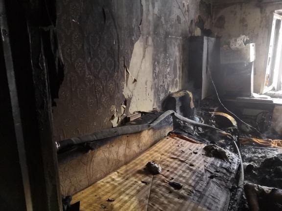 В Рыбинске во время пожаров погибли три человека